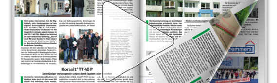 Schützen & Erhalten Ausgabe 1 2015