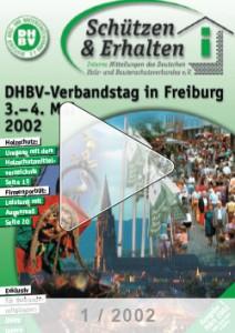 Ausgabe 1 - 2002