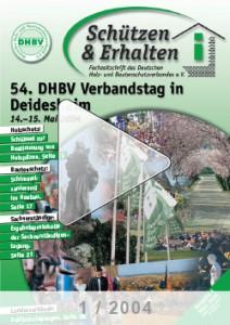 Ausgabe 1 - 2004