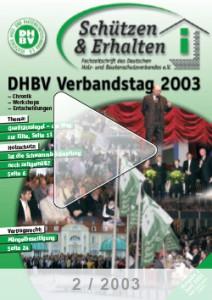 Ausgabe 2 - 2003