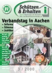 Ausgabe 3 - 2000