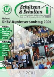 Ausgabe 3 - 2001