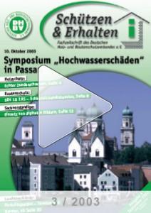 Ausgabe 3 - 2003