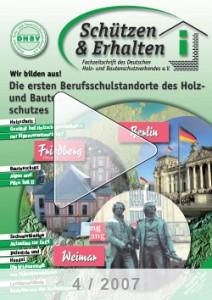 Ausgabe 4 - 2007