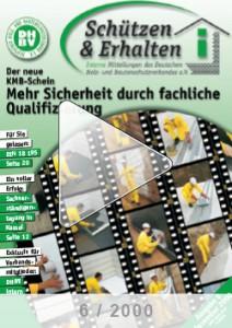 Ausgabe 6  - 2000