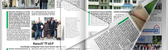 Schützen & Erhalten Ausgabe 2 2015