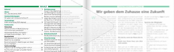 Schützen & Erhalten Ausgabe 02-2020
